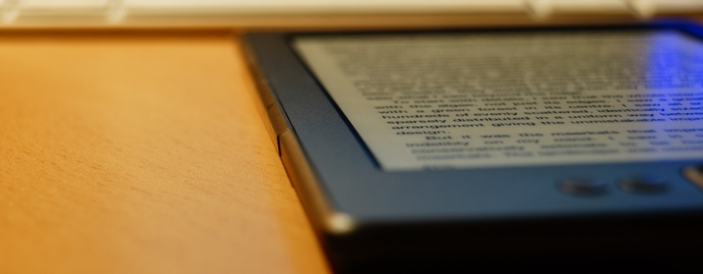 Why I dont like reading digital books