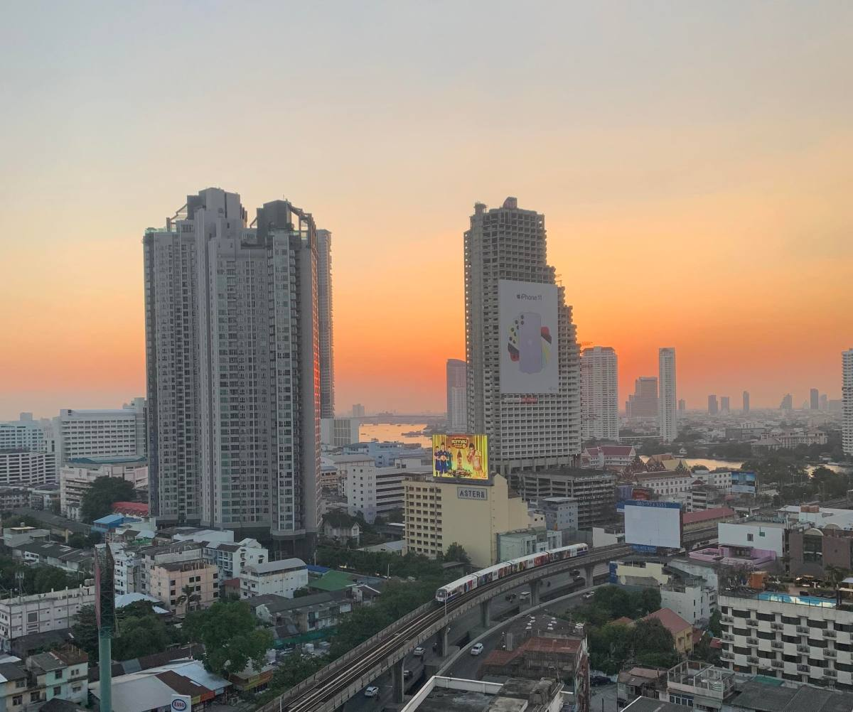 Travel Diaries: Return to Bangkok